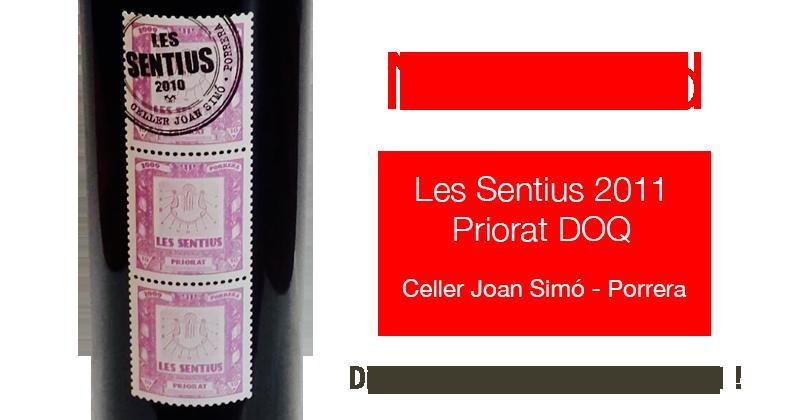 Vino Priorat Les Sentius