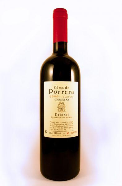Cims de Porrera Classic Garnatxa 2006 Priorat – VINO PRIORAT