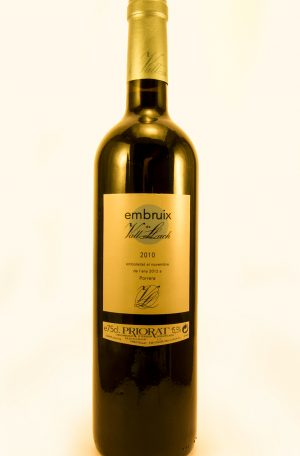 Vino Priorat Vall Lach Embruix 2010