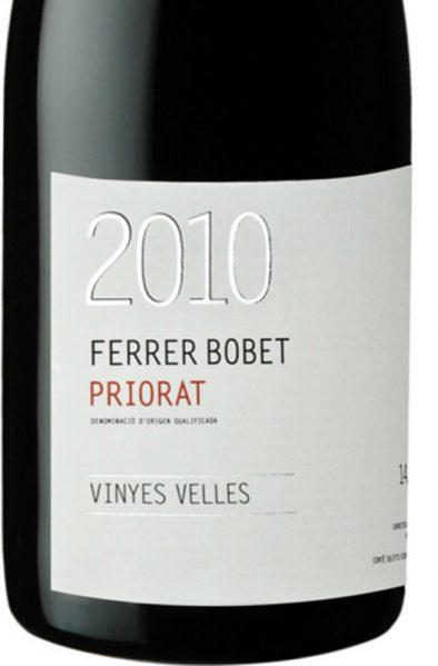 FERRER BOBET VINYES VELLES 2010 PRIORAT DOQ