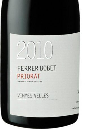 FERRER BOBET VINYES VELLES 2010 PRIORAT wine