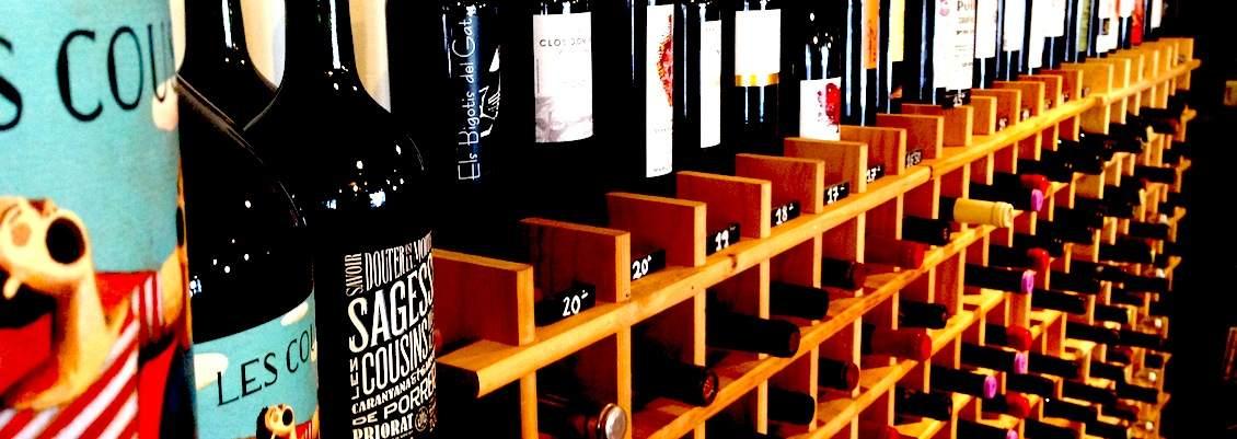 Tienda comprar vino priorat