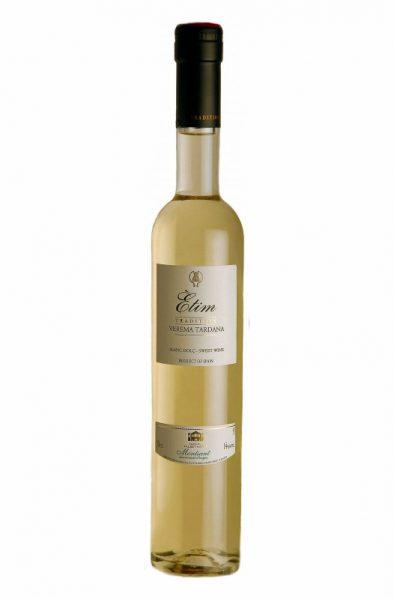 vino dulce etim verema tardana blanc