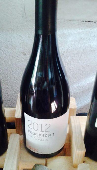 Ferrer Bobet vinyes velles 2012 Priorat DO