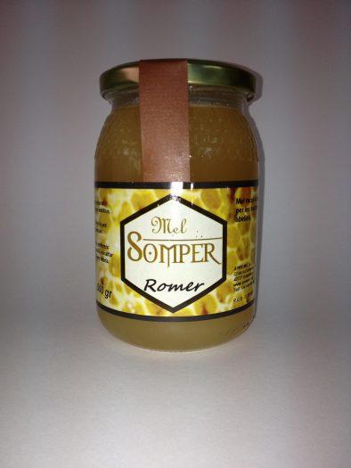miel artesana de romero somper