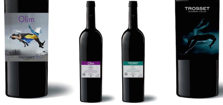 Trosset Winery from Porrera - Priorat