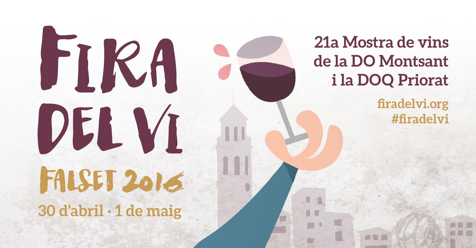 Feria del Vino de Falset 2016