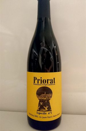 especific nº1 Priorat DOQ