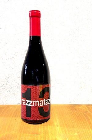 Razzmatazz 2013 Priorat Mas Cantrio